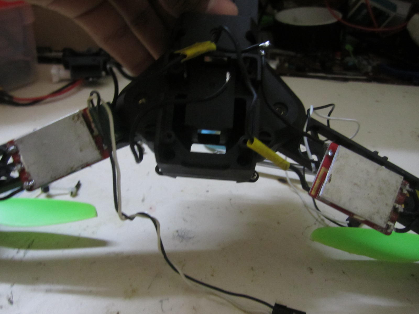 Picture of Front ESCs