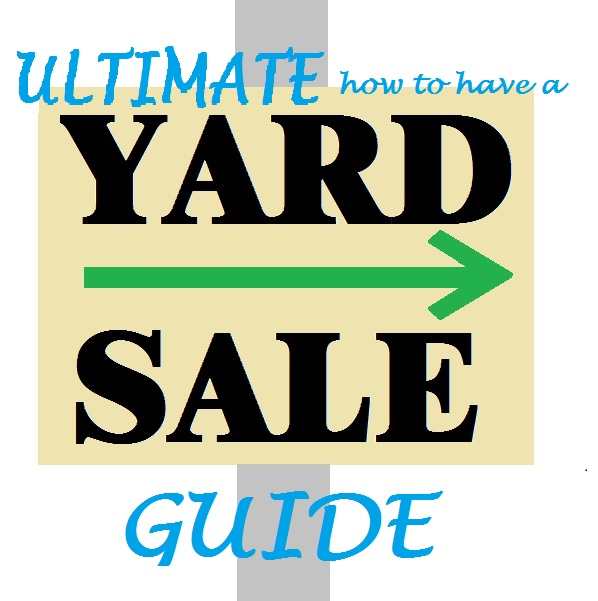 Picture of Ultimate How to Have a Yard Sale Guide
