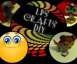 Lps Crafts - DIY