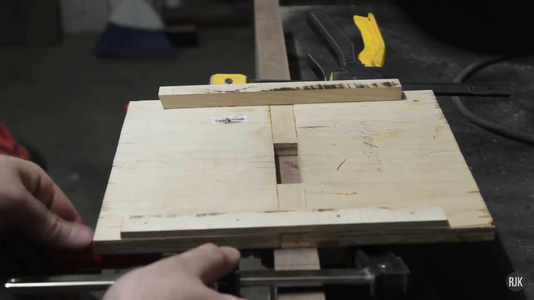 Making the Breadboard Ends (2/19)