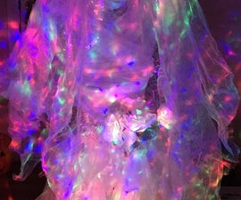 Chicken Wire Ghost Bride