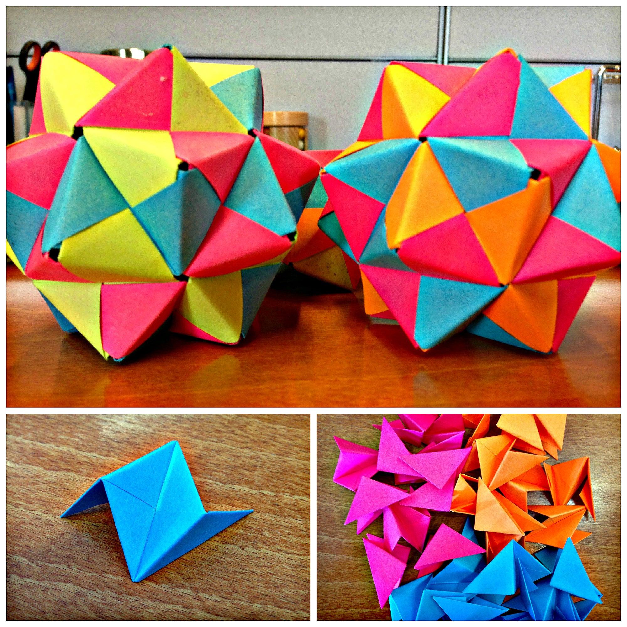 Origami Nut » Spiked Icosahedron | 2000x2000