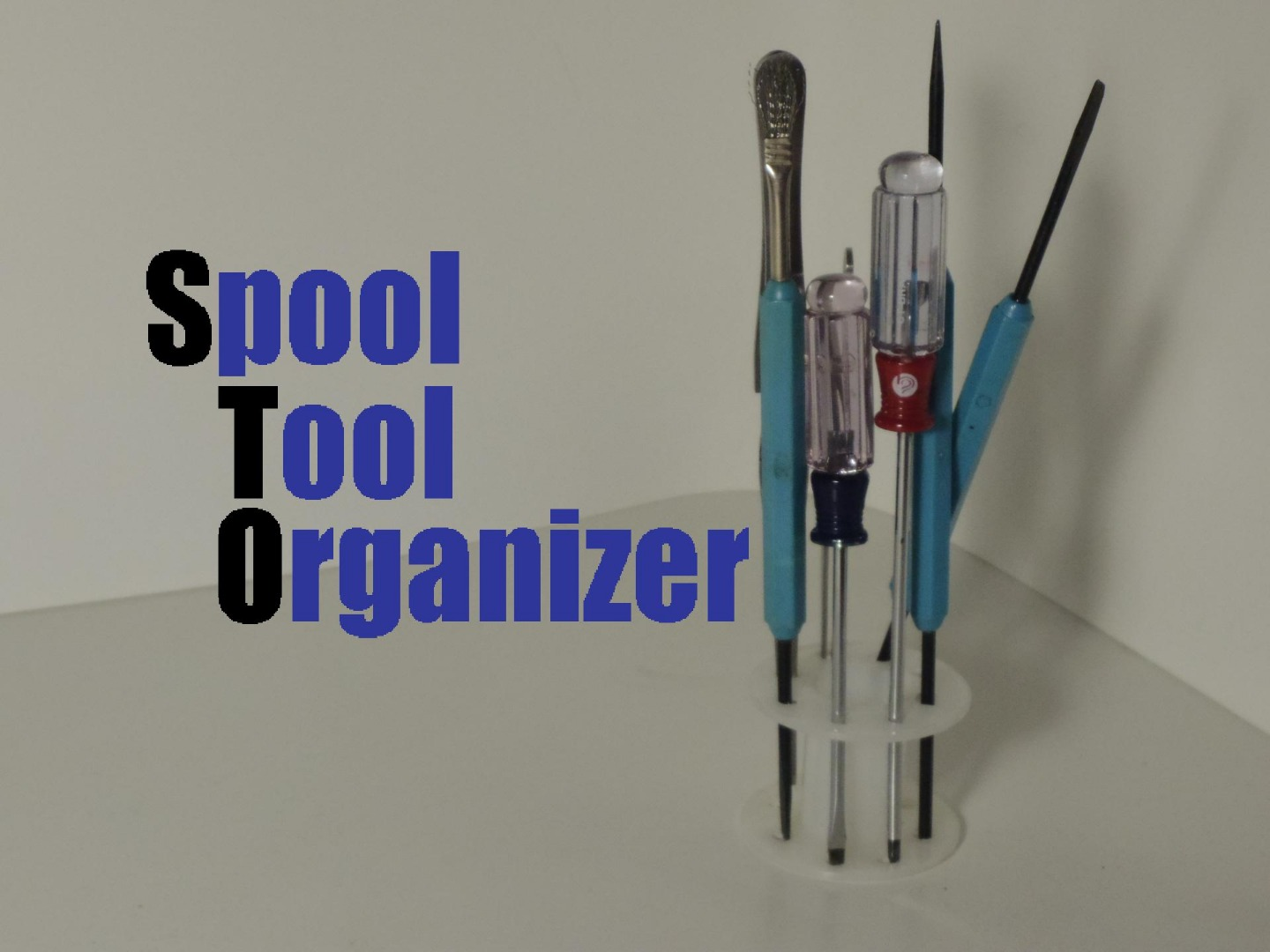 Picture of Spool Tool Organizer