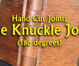 Make a Nuckle Joint