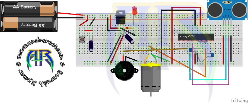 Picture of Circuit Diagram:-Without Arduino