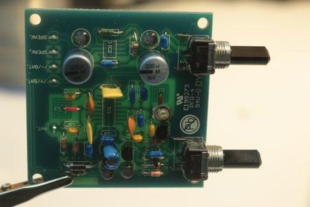 Assembling the Radio-kit
