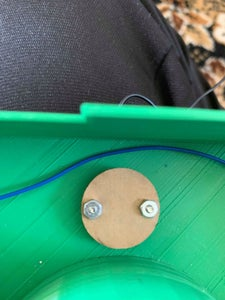 Mounting the Ball Caster