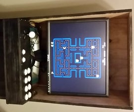 Super Cheap Arcade Cabinet