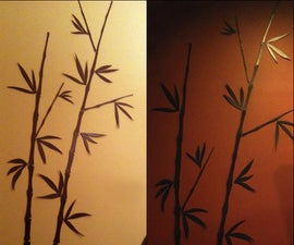Easy Wall Asian Decoration