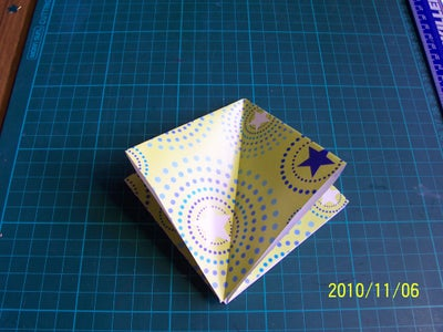 Fold Into Small Square