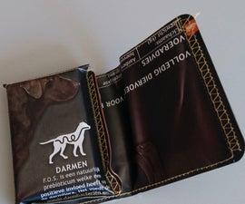 Dog-food-bag Wallet