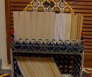 K'nex Bookcase