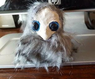 Clay Part 2: Faux Fur Dolls