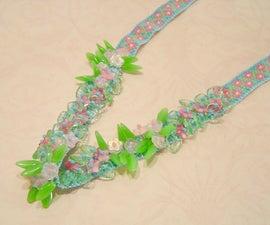 Peyote Garden Necklace