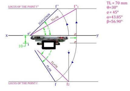 Engineering Drawing Robot