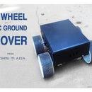 RC Four Wheel Ground Rover