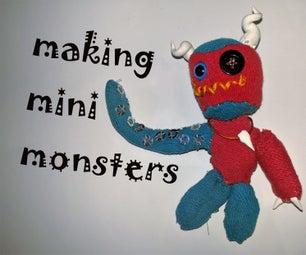 Making Mini Monsters
