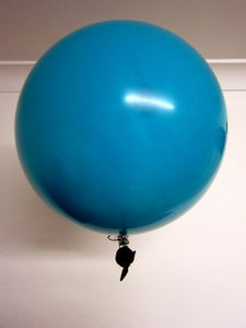 Balloon Attachment and Trimming