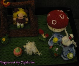 Playground built with yarn:)