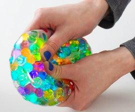 DIY Orbeez Stress Ball I Antistress Ball