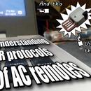 Understanding IR Protocol of Air Conditoner's Remotes