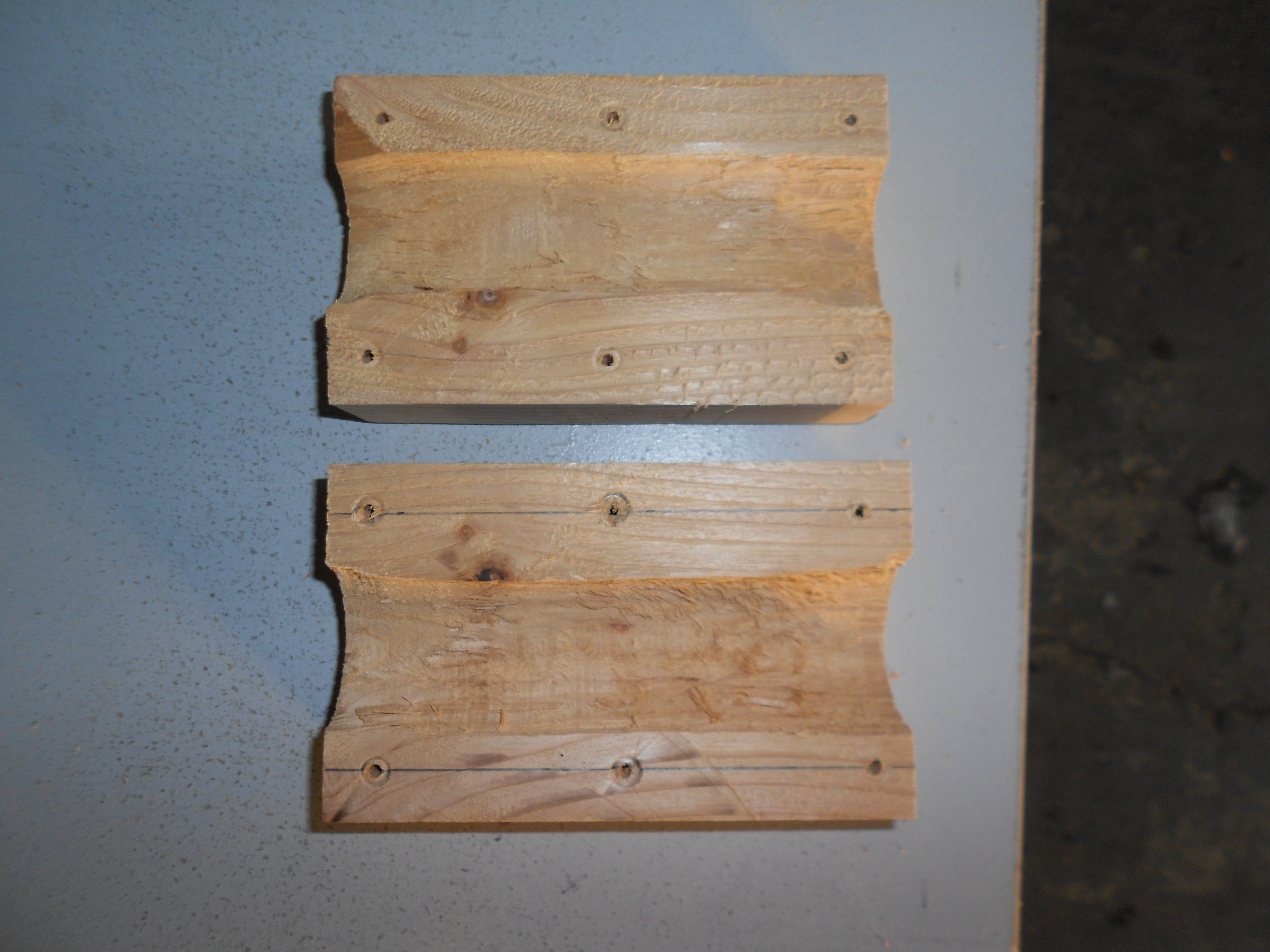 Picture of MAKE CLAMPS Part 1