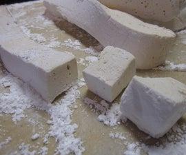 Homemade Coffee Marshmallows