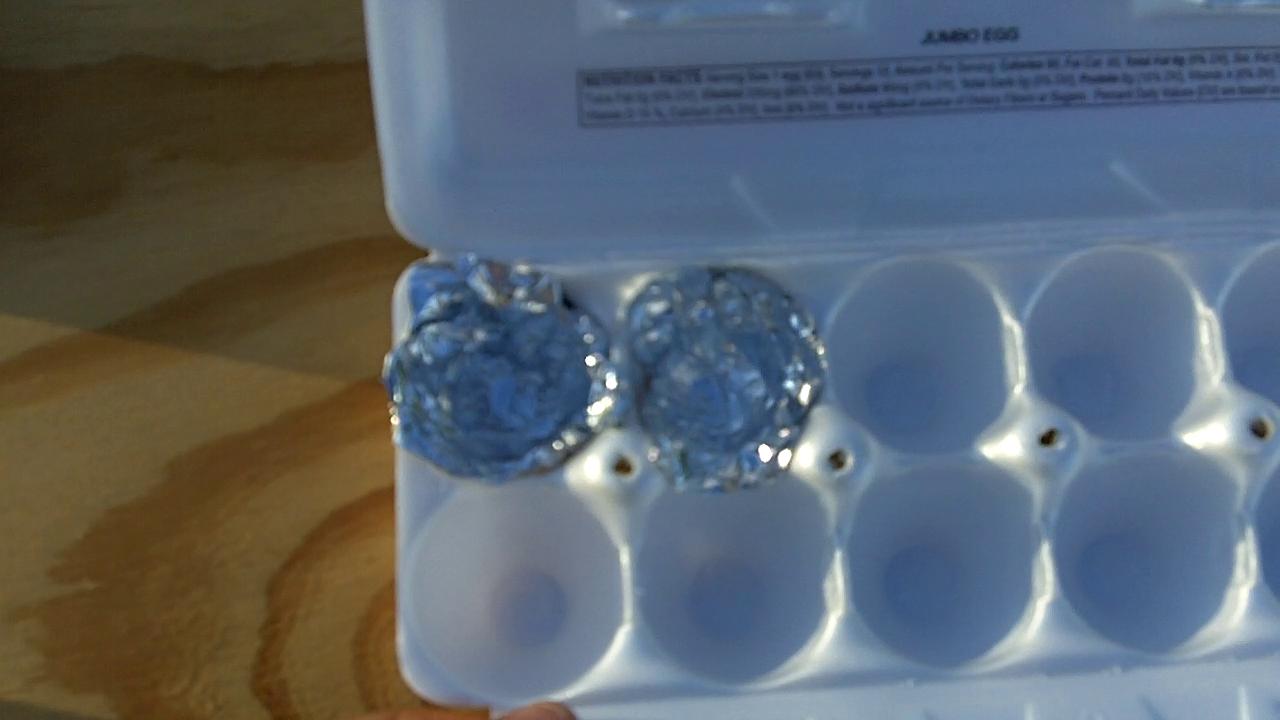 Picture of Add Aluminum Foil (Optional)