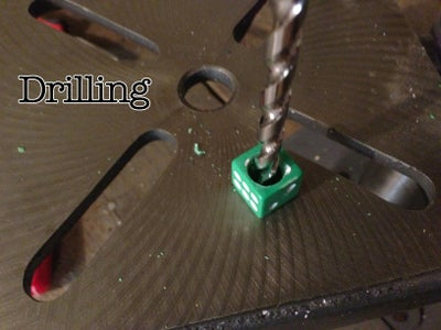 Drilling Your Dice