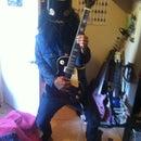 Slash Of Guns N Roses