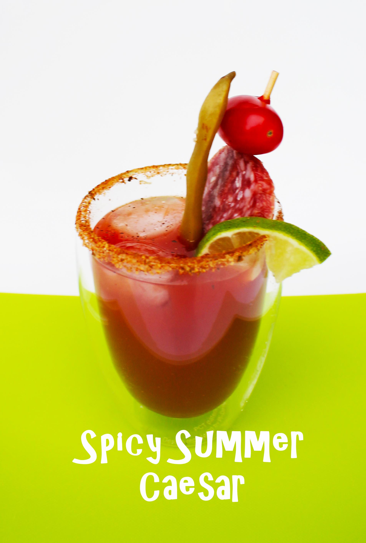 Picture of Spicy Summer Caesar