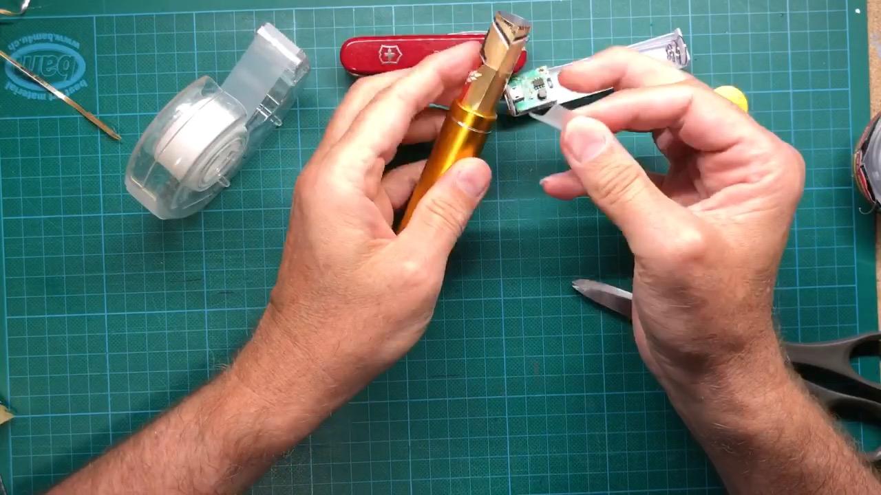 Picture of Prepare Styrofoam Cutting Tool