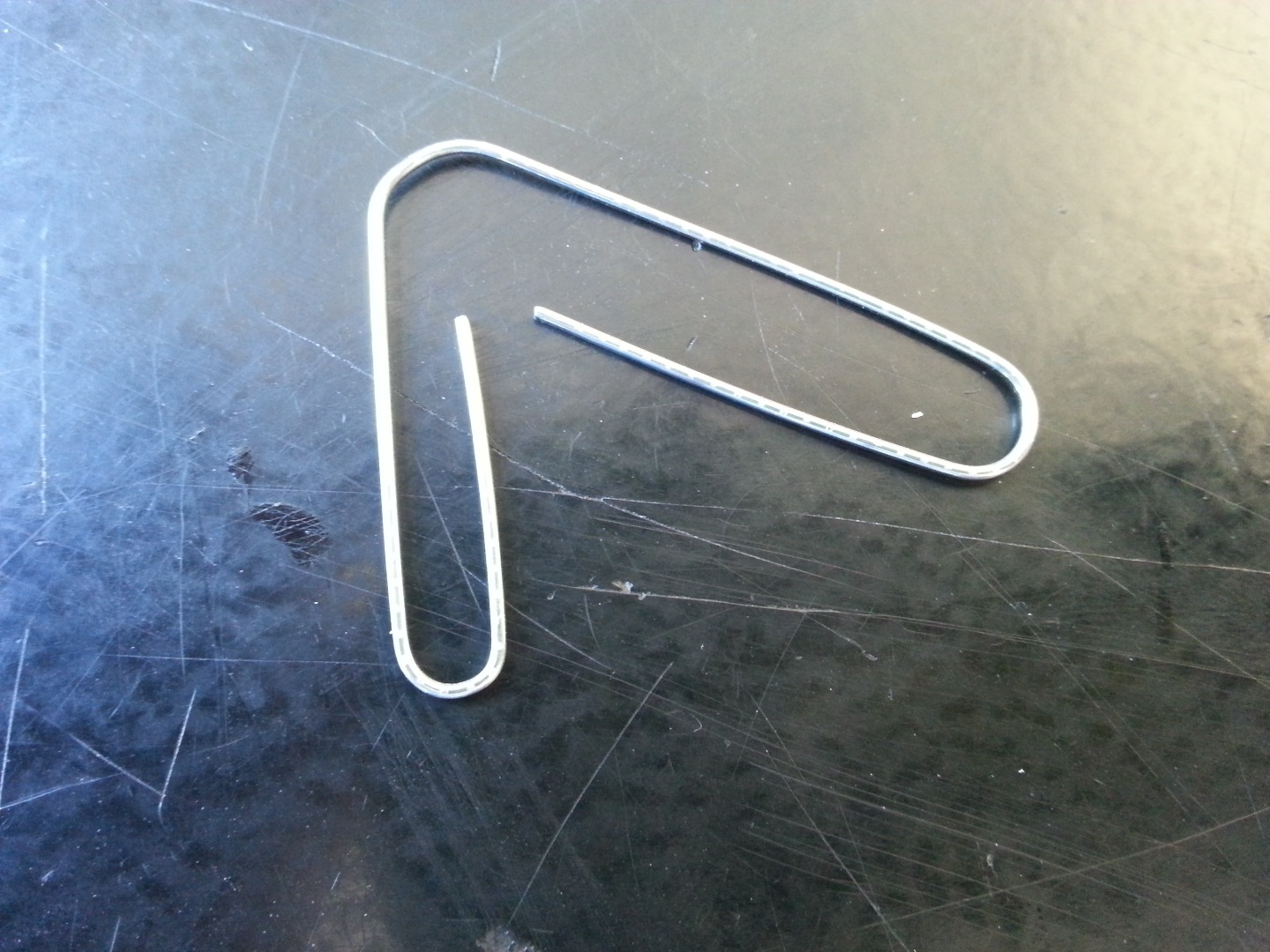 Picture of Creating the Paperclip Stand