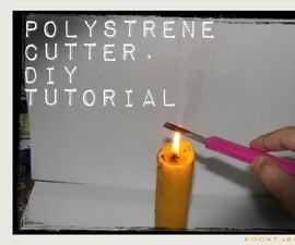 POLYSTYRENE CUTTER