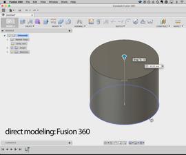 Fusion 360 Orientation