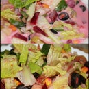 Vegetable Salad: Low Calorie  !!