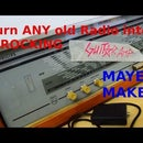 Turn any old Radio into a rocking Guitar Amp (the EASY & SAFE way)