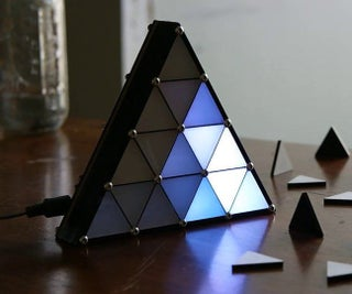 Making a Great LED Triangle