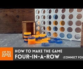 How to make a Connect Four game