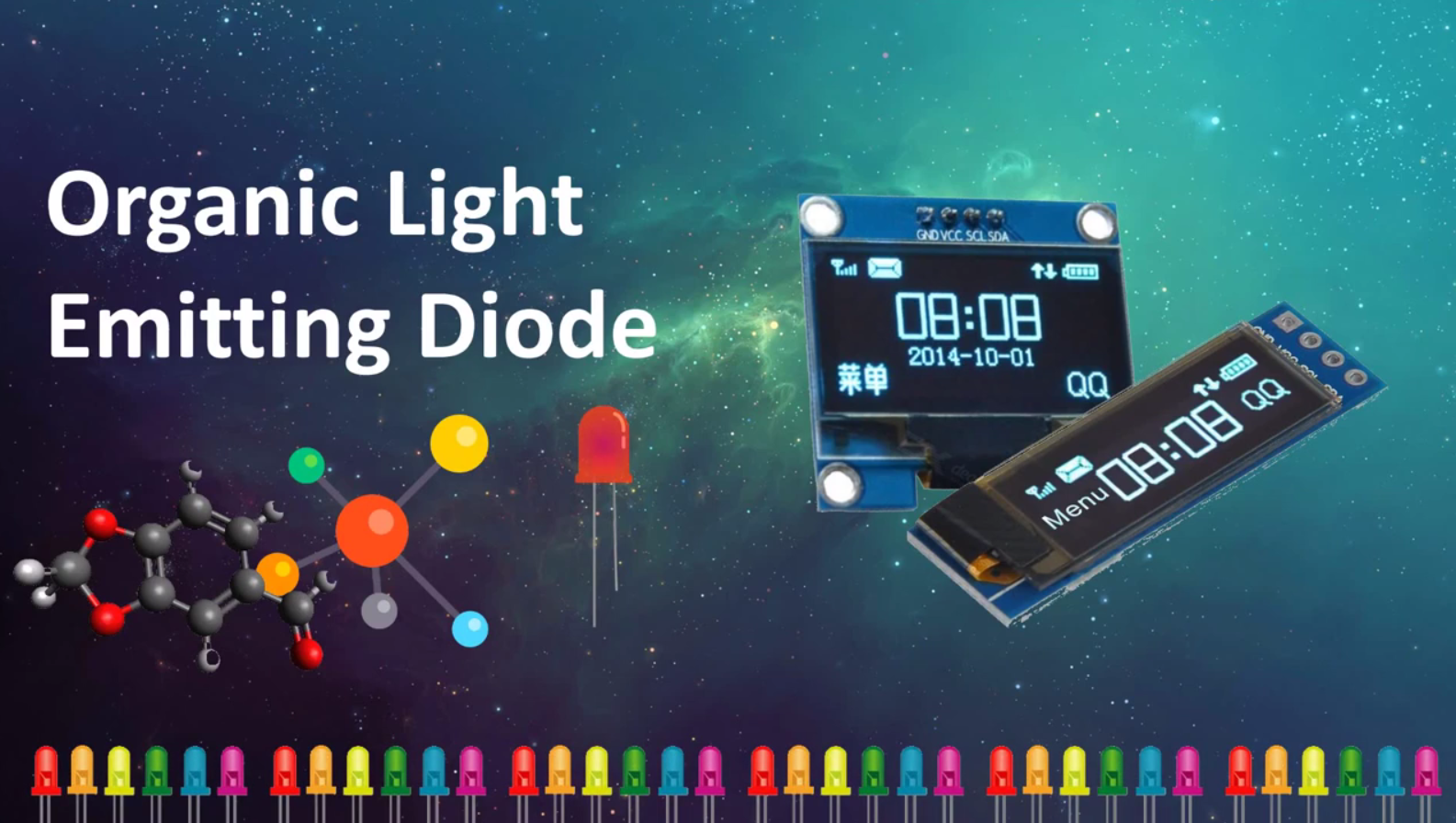 Picture of What Is an OLED Display?