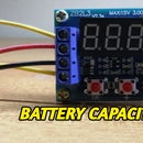 ZB2L3 BATTERY CAPACITY TESTER