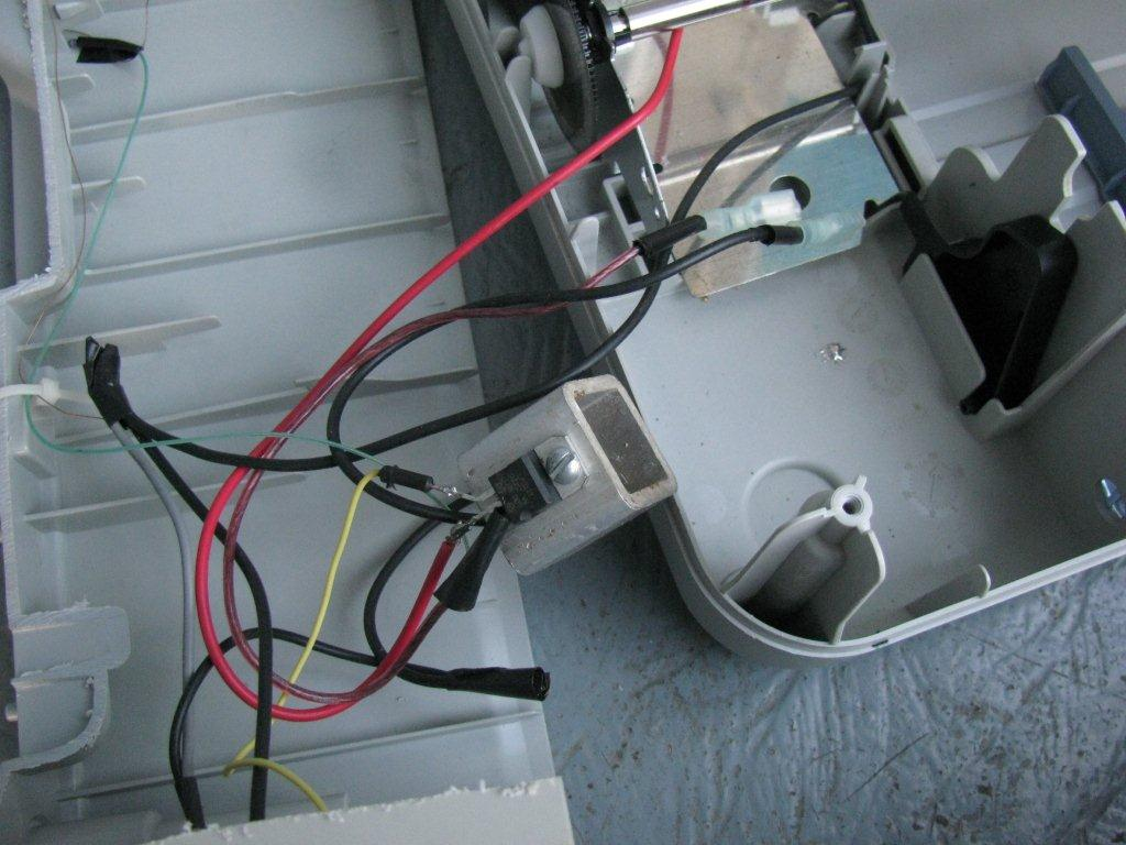 Picture of The Speed Controller and Wiring