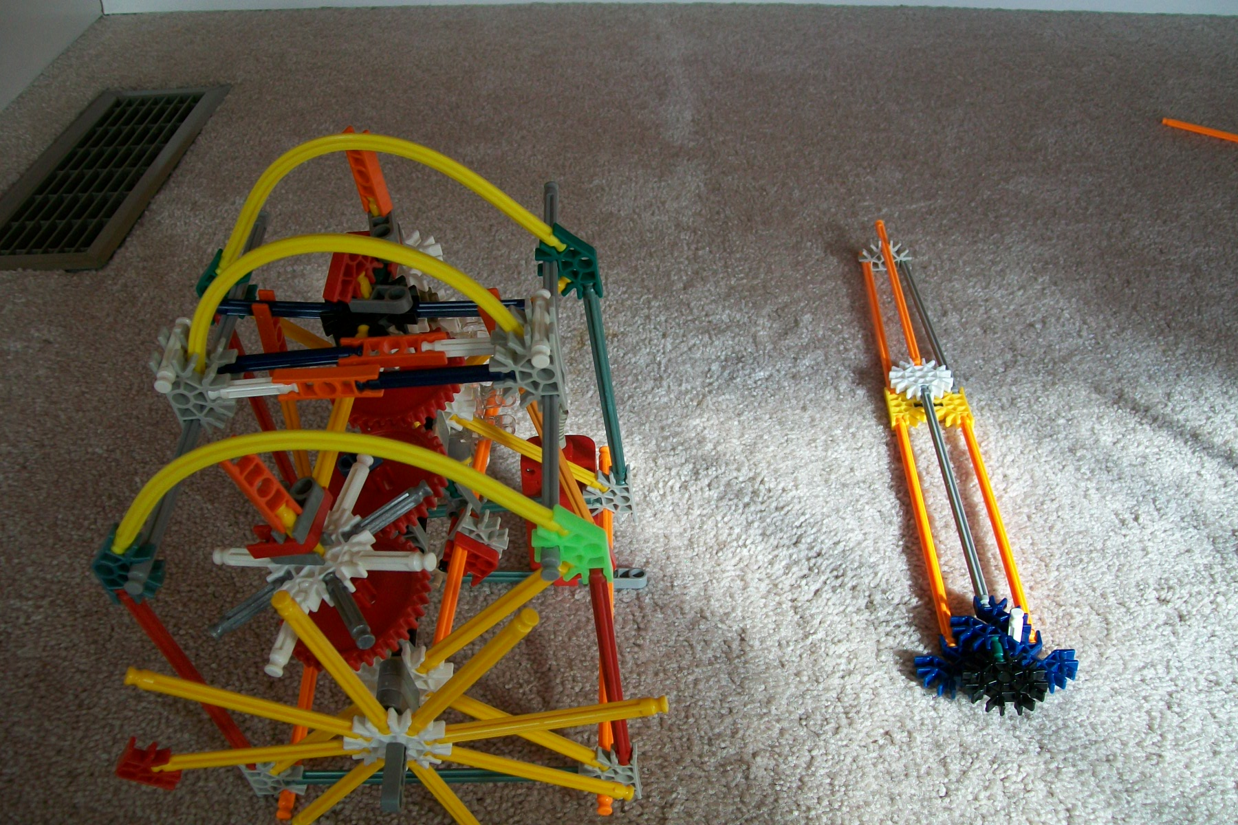 Picture of Pendulum+Gears, Engine, and Hands