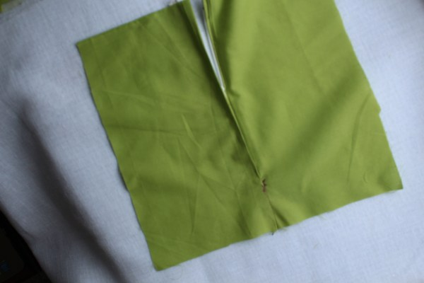 Picture of Finishing the Stitching