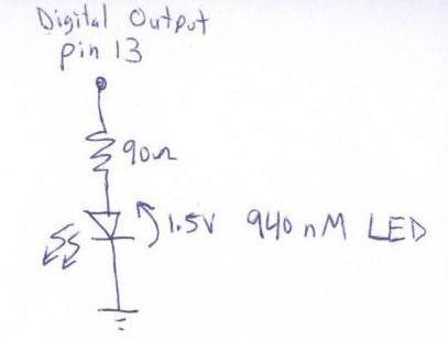 Picture of Schematic LED