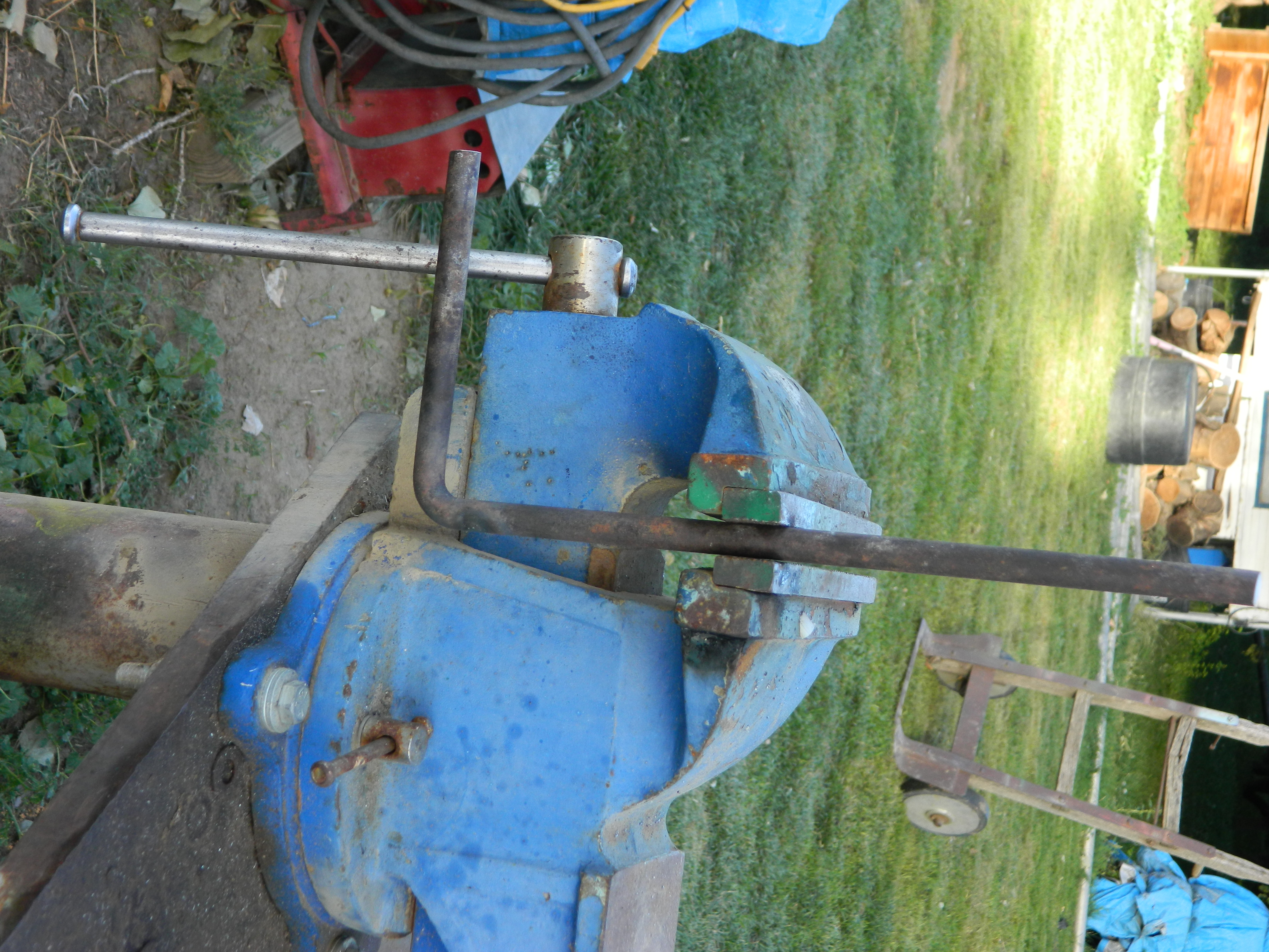Picture of Hose Holder and Valves