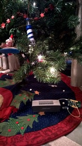 Hide Your Speaker In/Under the Tree