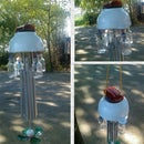 Wind-chime Lamp