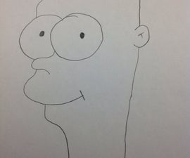 How To Draw Bart