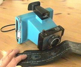Packtastic*...or How to use 100 Series Film in an 80 Series Film Polaroid Camera